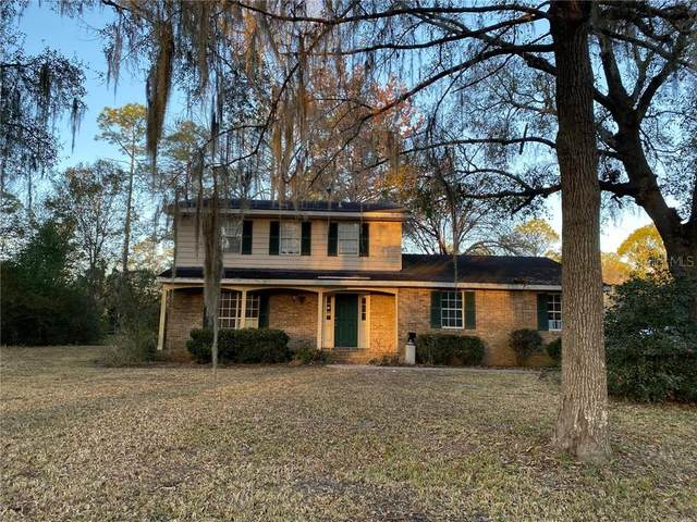 103 Crestbrook Drive, Perry, FL 32347 (MLS #O5918694) :: Zarghami Group