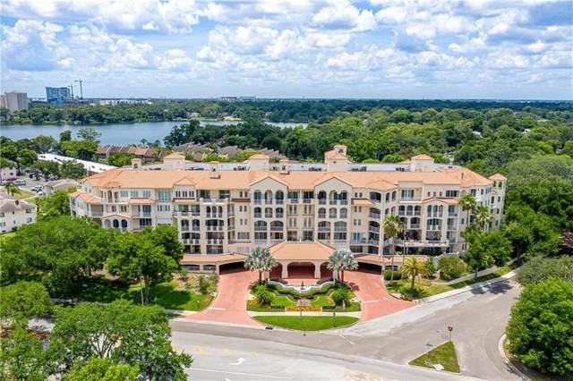1110 SW Ivanhoe Boulevard #11, Orlando, FL 32804 (MLS #O5918728) :: Frankenstein Home Team