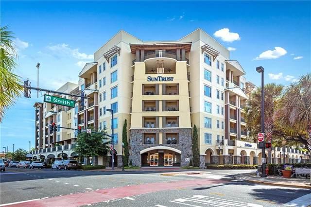 2305 Edgewater Drive #1410, Orlando, FL 32804 (MLS #O5918804) :: Everlane Realty
