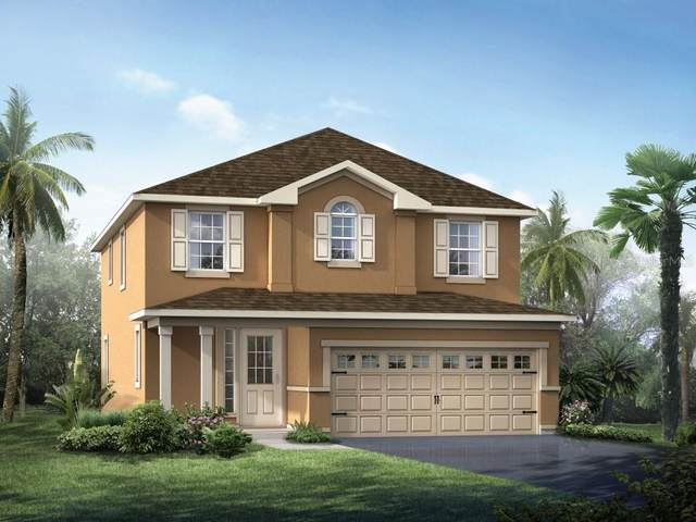 2130 Avian Loop Lot 991, Kissimmee, FL 34741 (MLS #O5918811) :: Pepine Realty