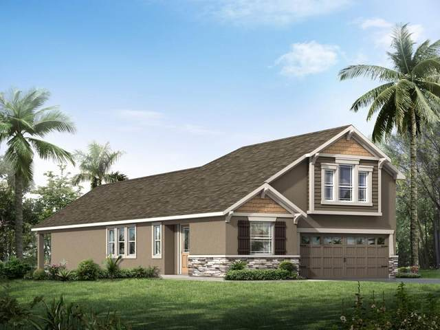 2463 Empress Drive Lot 847, Kissimmee, FL 34741 (MLS #O5918826) :: Everlane Realty