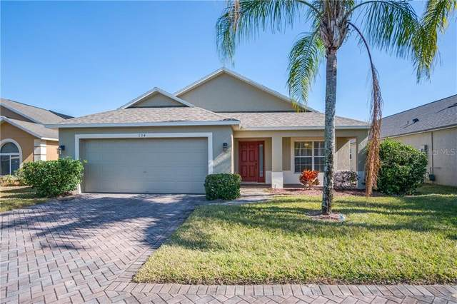 134 Regency Street, Davenport, FL 33896 (MLS #O5918846) :: Gate Arty & the Group - Keller Williams Realty Smart