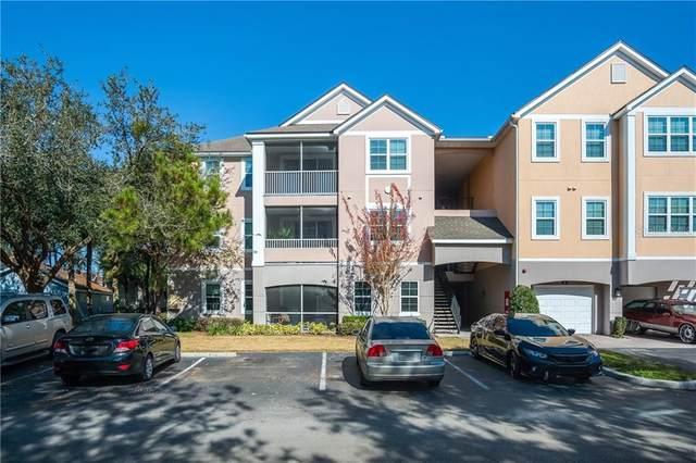 6685 Queens Borough Avenue #202, Orlando, FL 32835 (MLS #O5918956) :: Bustamante Real Estate