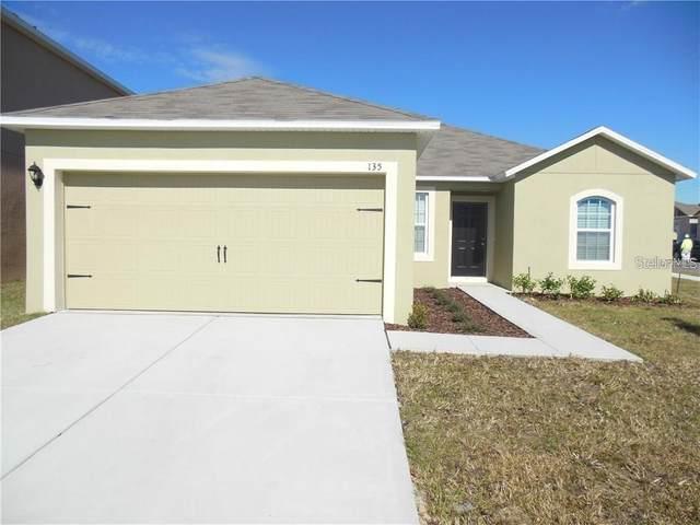 135 Bella Drive, Davenport, FL 33837 (MLS #O5919005) :: RE/MAX Local Expert