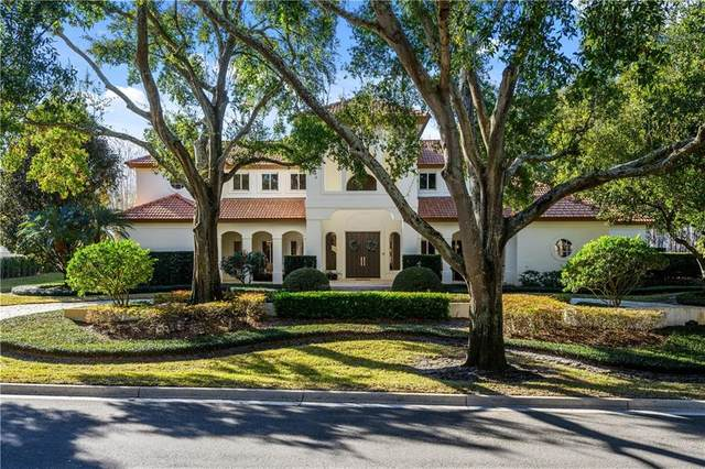 5373 Isleworth Country Club Drive, Windermere, FL 34786 (MLS #O5919025) :: Everlane Realty