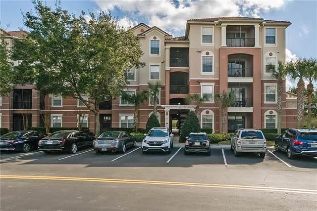 8298 Portofino Drive #103, Davenport, FL 33896 (MLS #O5919062) :: Bustamante Real Estate
