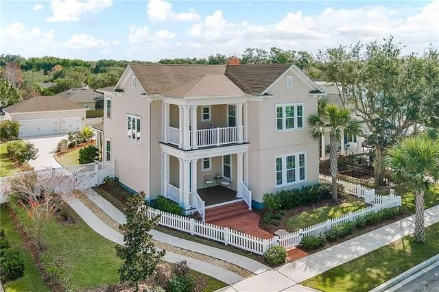 1077 Bluffton Way, Winter Garden, FL 34787 (MLS #O5919080) :: Dalton Wade Real Estate Group