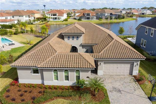 7554 Blue Quail Lane, Orlando, FL 32835 (MLS #O5919102) :: Florida Real Estate Sellers at Keller Williams Realty
