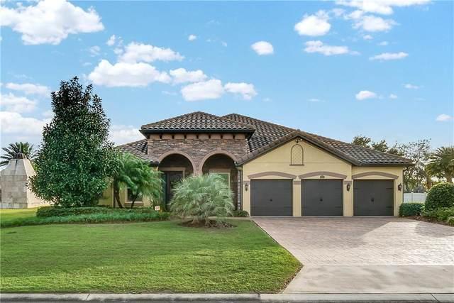 16500 Caravaggio Loop, Montverde, FL 34756 (MLS #O5919114) :: Bob Paulson with Vylla Home