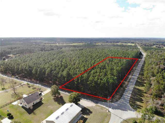35935 Thrill Hill Rd, Eustis, FL 32736 (MLS #O5919151) :: Team Buky