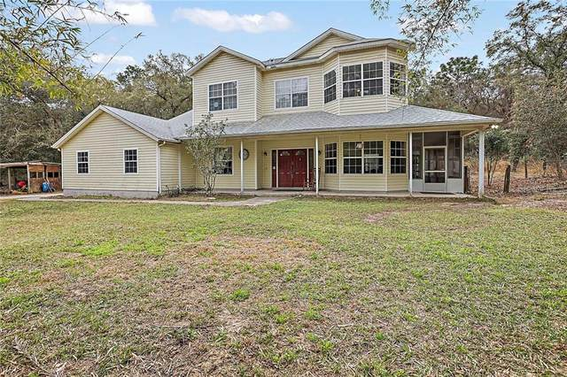 35335 Chesterwood Lane, Eustis, FL 32736 (MLS #O5919177) :: Godwin Realty Group