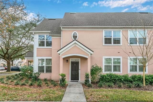 3392 Westchester Square Boulevard #204, Orlando, FL 32835 (MLS #O5919403) :: Bustamante Real Estate