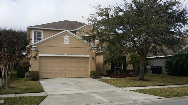 1408 Willow Branch Drive, Orlando, FL 32828 (MLS #O5919506) :: Cartwright Realty