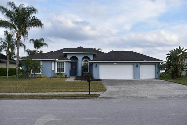 5472 Pebble Beach Drive, Lakeland, FL 33812 (MLS #O5919561) :: Bob Paulson with Vylla Home
