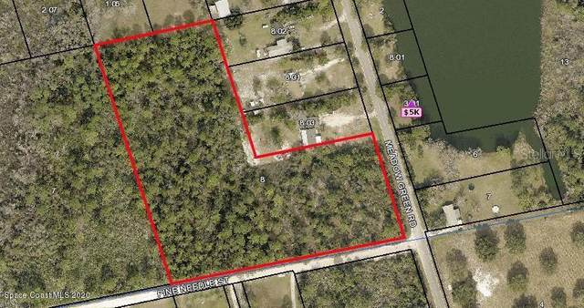 Corner Of Meadow Green Rd And Needle St, Mims, FL 32754 (MLS #O5919671) :: Rabell Realty Group