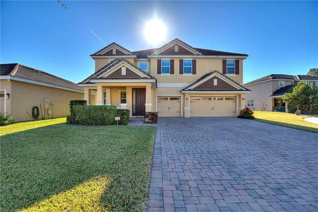 11642 Brickyard Pond Lane, Windermere, FL 34786 (MLS #O5919787) :: Keller Williams on the Water/Sarasota