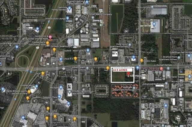 4279,4265,4201 W State Road 46, Sanford, FL 32771 (MLS #O5919833) :: Griffin Group