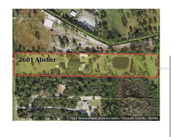 2601 Absher Road, Saint Cloud, FL 34771 (MLS #O5919893) :: BuySellLiveFlorida.com