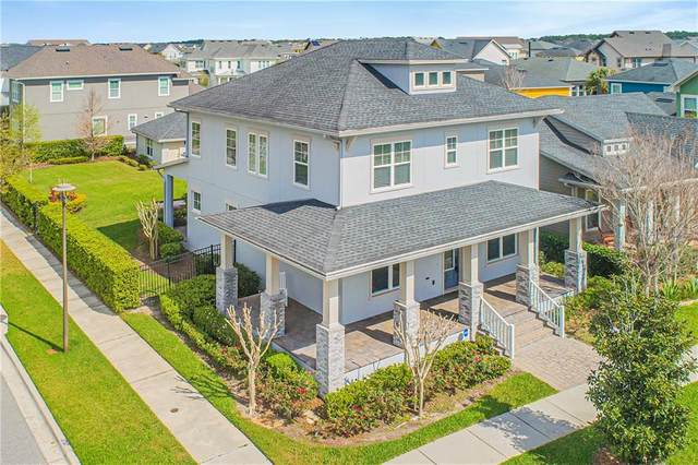 8655 Laureate Boulevard, Orlando, FL 32827 (MLS #O5919995) :: Everlane Realty