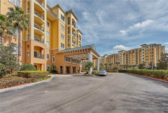 8112 Poinciana Boulevard #1603, Orlando, FL 32821 (MLS #O5920345) :: Coldwell Banker Vanguard Realty