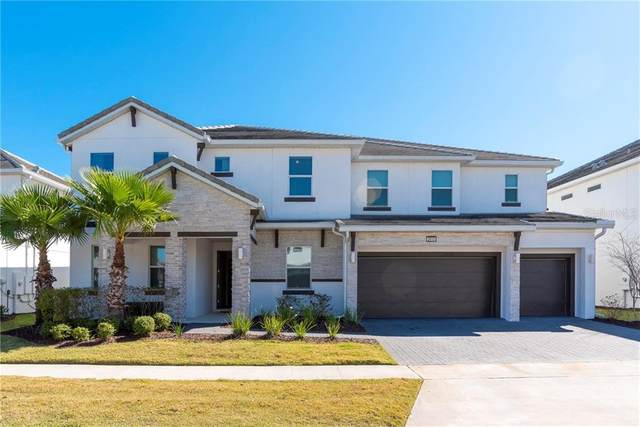 2613 Yountville Avenue, Kissimmee, FL 34741 (MLS #O5920404) :: Griffin Group