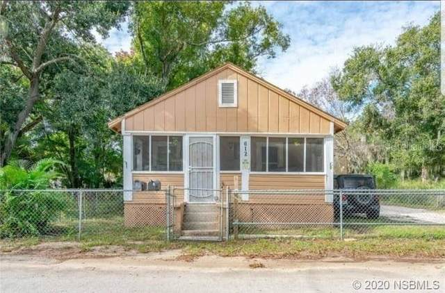612 N Duss Street, New Smyrna Beach, FL 32168 (MLS #O5920414) :: Florida Life Real Estate Group