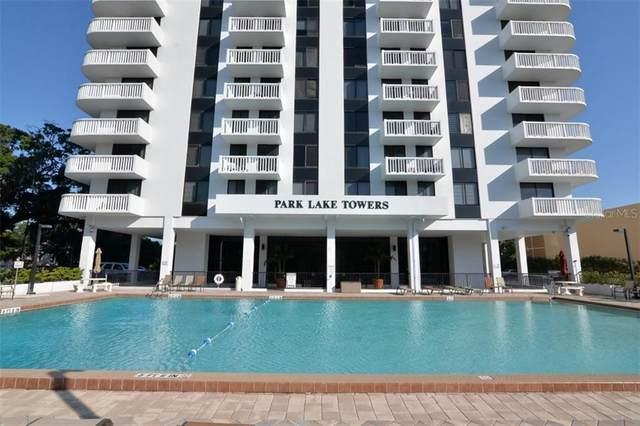400 E Colonial Drive #707, Orlando, FL 32803 (MLS #O5920516) :: RE/MAX Premier Properties
