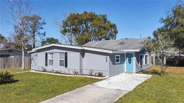 959 Shorecrest Avenue, Deltona, FL 32725 (MLS #O5920711) :: Griffin Group