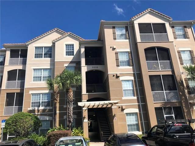 3332 Robert Trent Jones Drive #40803, Orlando, FL 32835 (MLS #O5920718) :: Florida Life Real Estate Group