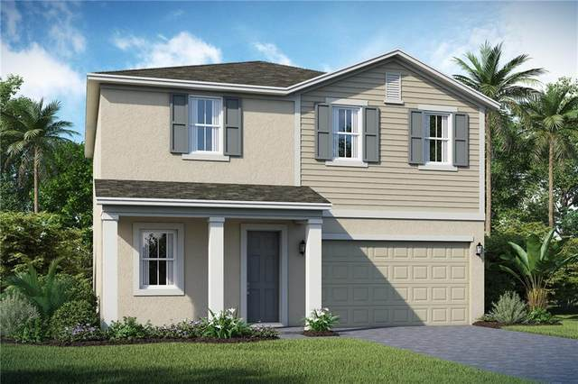 2087 Brillante Drive #107, Saint Cloud, FL 34771 (MLS #O5920746) :: The Duncan Duo Team