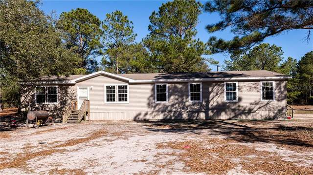 15351 NE 60TH Street, Williston, FL 32696 (MLS #O5921213) :: The Duncan Duo Team
