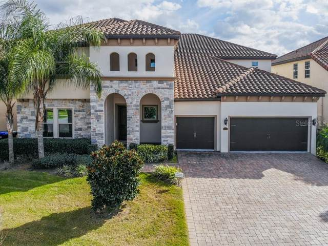 8540 Morehouse Drive, Orlando, FL 32836 (MLS #O5921518) :: The Heidi Schrock Team
