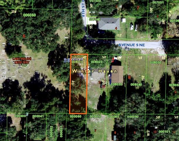 715 Avenue S NE, Winter Haven, FL 33881 (MLS #O5921573) :: Everlane Realty
