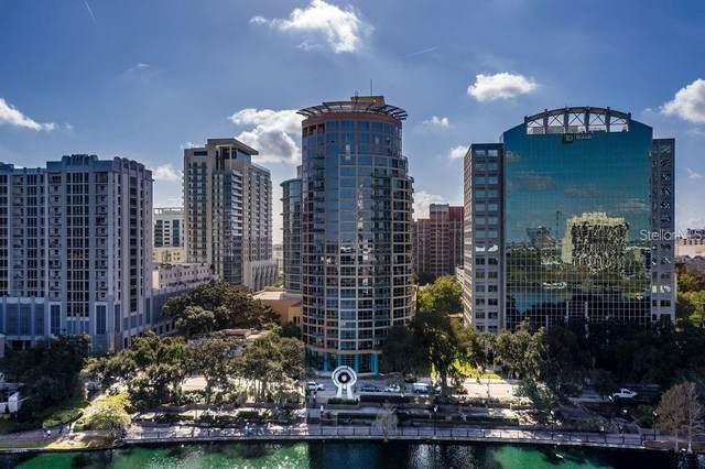 322 E Central Boulevard #2010, Orlando, FL 32801 (MLS #O5921596) :: Premier Home Experts
