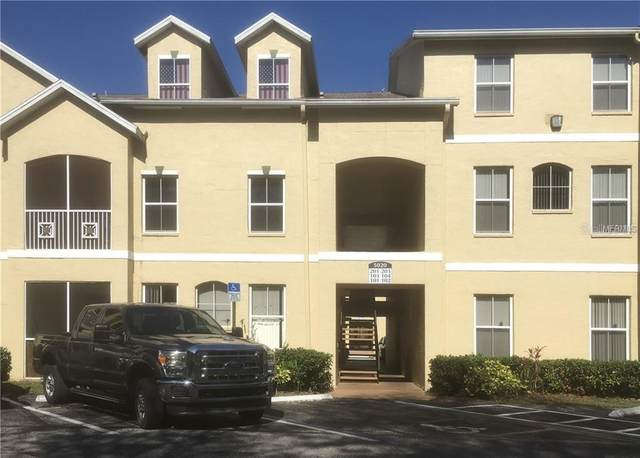 5020 Sunridge Palms Drive #104, Tampa, FL 33617 (MLS #O5921770) :: Gate Arty & the Group - Keller Williams Realty Smart