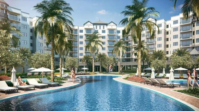 14501 Grove Resort Avenue #3418, Winter Garden, FL 34787 (MLS #O5921794) :: Zarghami Group