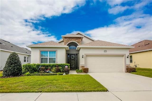 8683 Bridgeport Bay Circle, Mount Dora, FL 32757 (MLS #O5921955) :: Pepine Realty