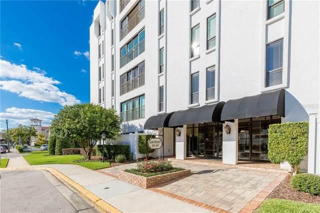 251 E Canton Avenue #251, Winter Park, FL 32789 (MLS #O5921989) :: Realty One Group Skyline / The Rose Team