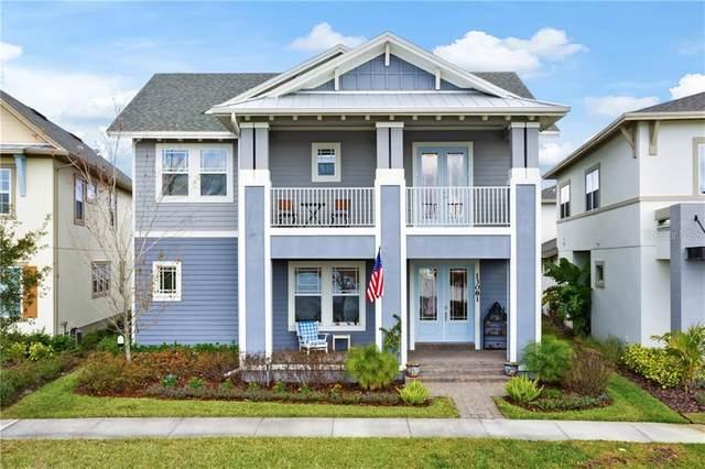 13081 Gabor Avenue, Orlando, FL 32827 (MLS #O5922006) :: New Home Partners