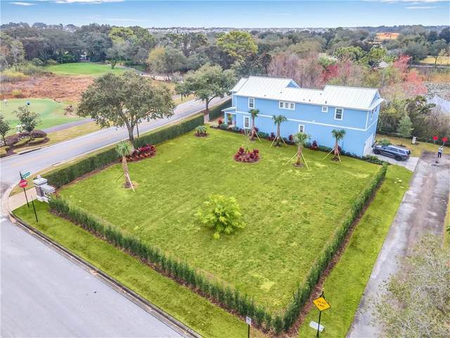 1472 Reunion Boulevard, Reunion, FL 34747 (MLS #O5922410) :: Florida Real Estate Sellers at Keller Williams Realty