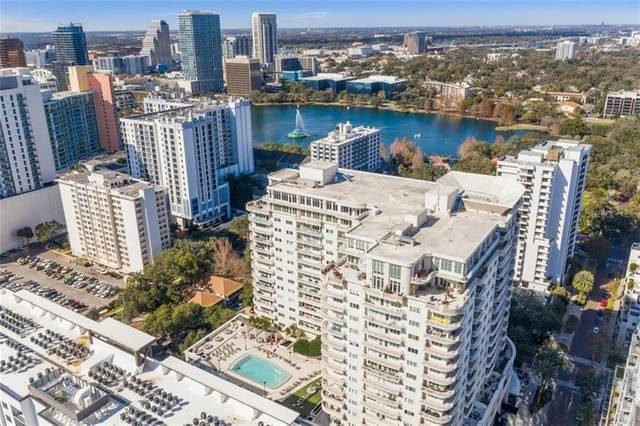 100 S Eola Drive #1112, Orlando, FL 32801 (MLS #O5922460) :: Florida Life Real Estate Group