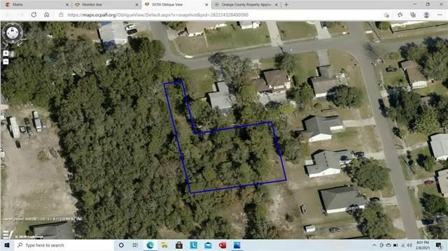 Monitor Avenue, Orlando, FL 32818 (MLS #O5922486) :: Armel Real Estate
