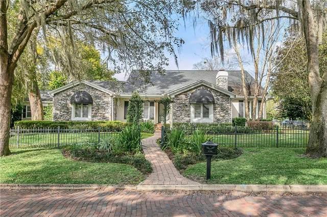 1365 Grove Terrace, Winter Park, FL 32789 (MLS #O5923510) :: CGY Realty