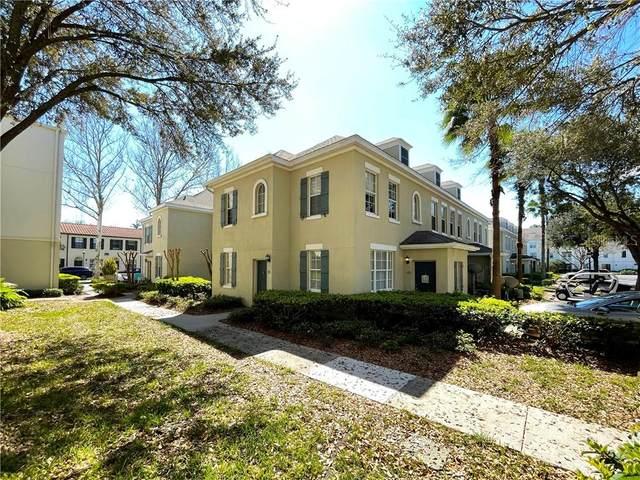 754 Siena Palm Drive #105, Celebration, FL 34747 (MLS #O5923644) :: Bustamante Real Estate