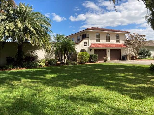 16 Lakeshore Drive, Yalaha, FL 34797 (MLS #O5923966) :: Griffin Group