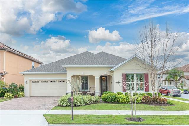 8967 Lookout Pointe Drive, Windermere, FL 34786 (MLS #O5923982) :: Everlane Realty