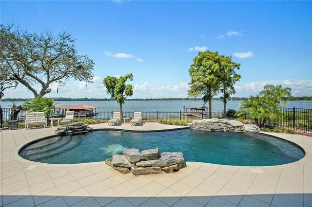 4788 Lake Carlton Drive, Mount Dora, FL 32757 (MLS #O5924036) :: Griffin Group