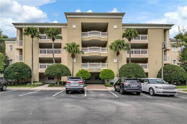 1354 Centre Court Ridge Drive #102, Reunion, FL 34747 (MLS #O5924047) :: CENTURY 21 OneBlue