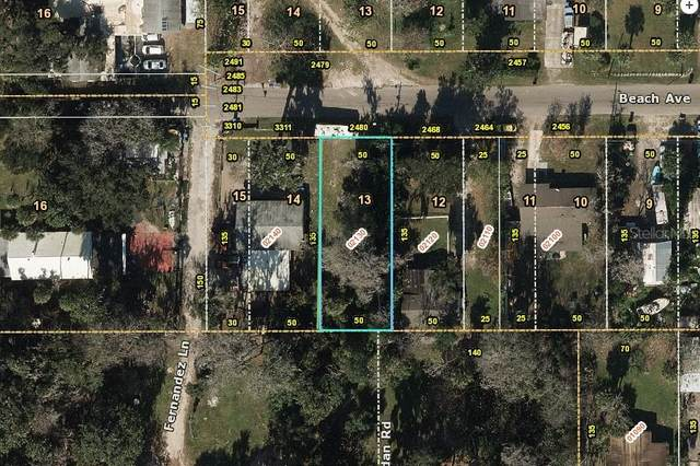 2480 Beach Avenue, Apopka, FL 32703 (MLS #O5924072) :: Vacasa Real Estate