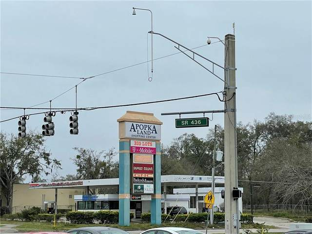 1220 E Semoran Boulevard, Apopka, FL 32703 (MLS #O5924284) :: The Duncan Duo Team